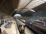 Paddington Railway Station - Railway Station